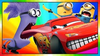Cars Movie Animation