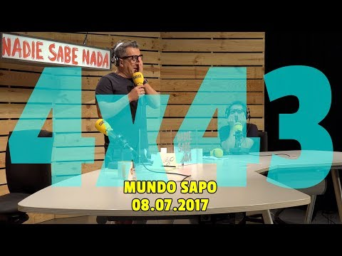 NADIE SABE NADA - (4x43): Mundo sapo