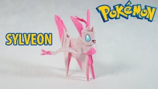 Origami Pokemon - Origami Sylveon - ニンフィア Demo 1 (Henry Pham)