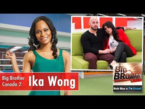 Ika Wong Interview to Recap the Big Brother Canada 2 Week 5 Eviction