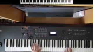 Linh hồn đã mất - piano cover by Dung Nguyen