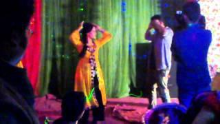 100% Love @ Shafat Tamin & Zinia bhabi's Holud
