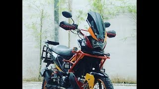 Modifikasi Honda Revo Absolute Teranyer dan Terkeren || Revo Adventure