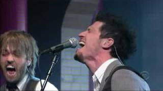 mutemath  typical  the late show