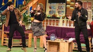 Yuvraj Singh And Hazel Keech On The Kapil Sharma Show