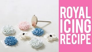 How to Make Royal Icing