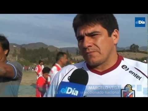 Ricardo Rojas reunió a ex cracks de la roja para jugar un partido en el Valle de Elqui