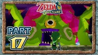 The Legend of Zelda: Spirit Tracks - Part 17 - Ocean Temple!