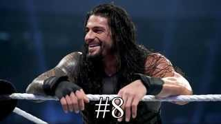 My Roman Reigns Top 10 Spears