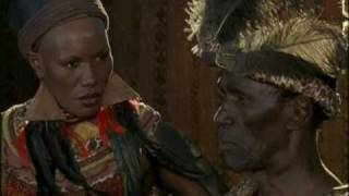 Grace Jones - Shaka Zulu: The Last Great Warrior