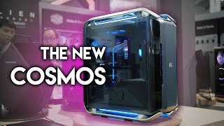The NEW Cosmos Case from Cooler Master // C700P