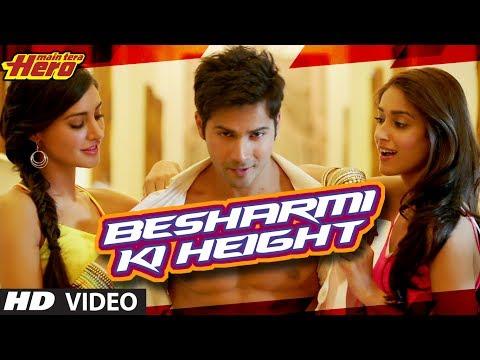 Xxx Mp4 Besharmi Ki Height Song Main Tera Hero Varun Dhawan Ileana D39Cruz Nargis Fakhri 3gp Sex