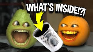 TIN CAN CHALLENGE! | Annoying Orange