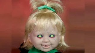 Evil Possessed Doll Hurts Kids While They Are Sleeping