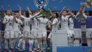 FIFA 16 Predicts: Real Madrid vs Atletico Madrid  UCL FINAL  Legendary Difficulty - by Pirelli7