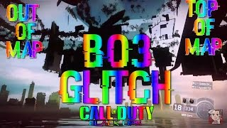 [Exclu]Glitch sur bo3: out of map de Provocation
