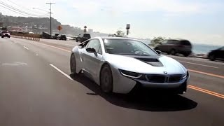 First Drive: BMW i8 - /CHRIS HARRIS ON CARS