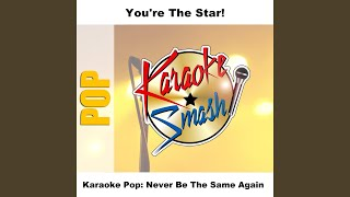 So Alone (Karaoke-Version) As Made Famous By: Men At Large