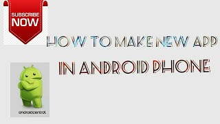 7:31  [Hindi] How to make a Free Android App in Minutes | Android App Review #24