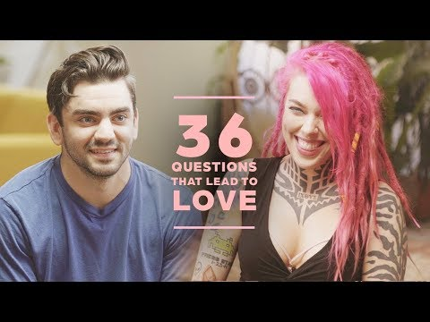 Xxx Mp4 Can 2 Strangers Fall In Love With 36 Questions Claudio Victoria 3gp Sex