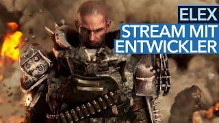 Elex im Twitch-Stream mit Chef-Entwickler Björn Pankratz & Gewinnspiel - 16.10. ab 17 Uhr