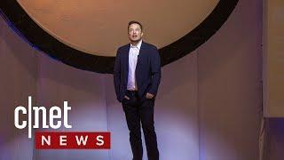 Elon Musk says NY-DC hyperloop is coming