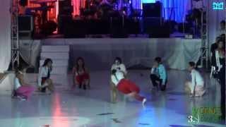TeckFlyer Ft 34 Dance Studio @ Willie Wonka Show (Haciendas Del Refugio)