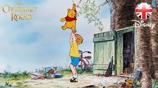 CHRISTOPHER ROBIN | Ewan McGregor & Hayley Atwell - The Legacy Of Pooh | Official Disney UK