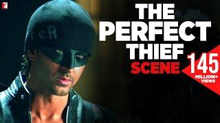 Scene: The Perfect Thief | Dhoom:2 | Hrithik Roshan | Abhishek Bachchan | Uday Chopra