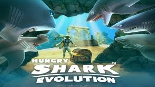 Hungry Shark Evolution - Universal - HD Gameplay Trailer