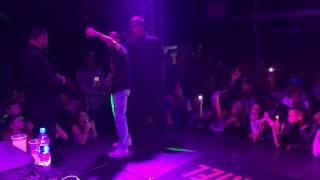 MC Hariel ao vivo no arena 51 ( século XXI )