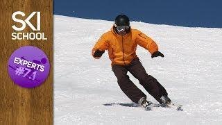 Expert Ski Lessons #7.1 - Body Position Short Turns