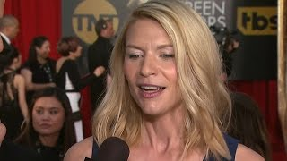 EXCLUSIVE: Claire Danes Gushes Over 'Genius' Former Co-Star Leo DiCaprio