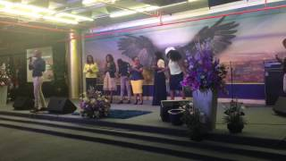 You are Here - Covered By Lusanda Beja Live At ECC.