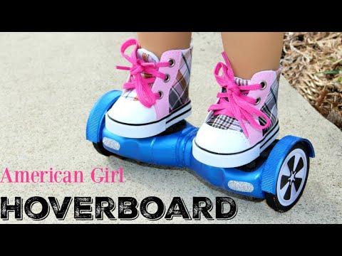 DIY American Girl Doll Hoverboard