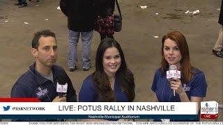 FULL EVENT: President Donald Trump Holds Rally in Nashville, TN 3/15/17