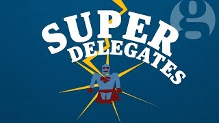 What are super delegates? | US Elections 2016
