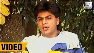 Shah Rukh Khan's RARE And EXCLUSIVE Interview About His Filmy Career   Lehren Diaries