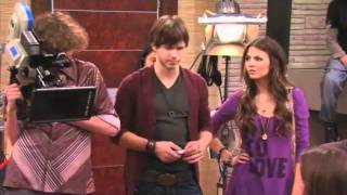 Stephen Lunsford on Victorious
