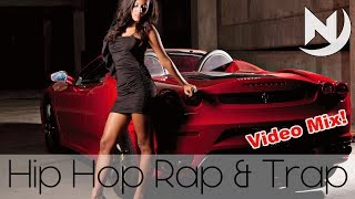 Best Hip Hop & Trap Mix 2017 | Urban Rap Bass Boosted Party Hype Music & Trap / Twerk #56
