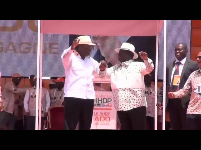 Présidentielle 2015: Investiture de Ouattara