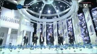 SHINHWA - HURTS comeback stage live HD [sub] .MP4