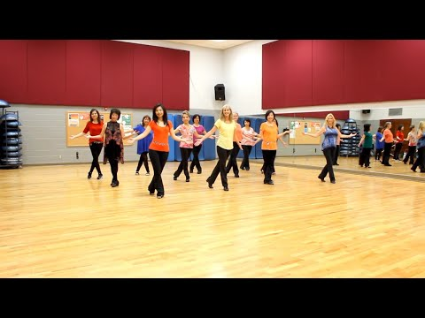 Forget-Me-Not - Line Dance (Dance & Teach in English & 中文)