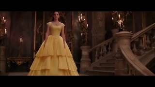 Belle and Beast meet for their dance