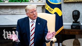 Trump officials said the debt was decreasing as it increased