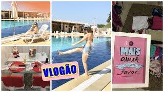Vlogão 1º Final de Semana de Dezembro | Paloma Soares
