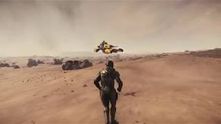 Star Citizen 3.0 PTU Gameplay   Searching for a Javelin