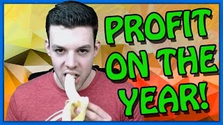 PROFIT ON THE YEAR! (Mar. 19th Highlight)