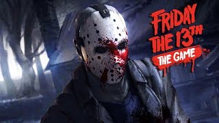 🔴 Friday the 13th: The Game - DIRECTO