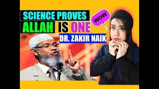 Hindu Girl Reacts To ZAKIR NAIK | SCIENCE PROVES ONE GOD - ALLAH | REACTION KUDI |